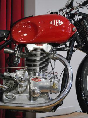 GILERA 500