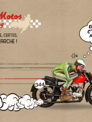 Freeride Motos Racing, Pierre Dhers, restauration motos anciennes